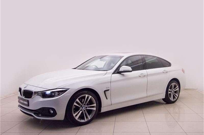 BMW 4 Series 420d Gran Coupe M Sport auto 2018
