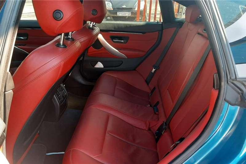 2018 BMW 4 Series 420d Gran Coupe M Sport auto
