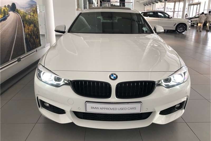 Used 2020 BMW 4 Series 420d Gran Coupe M Sport auto