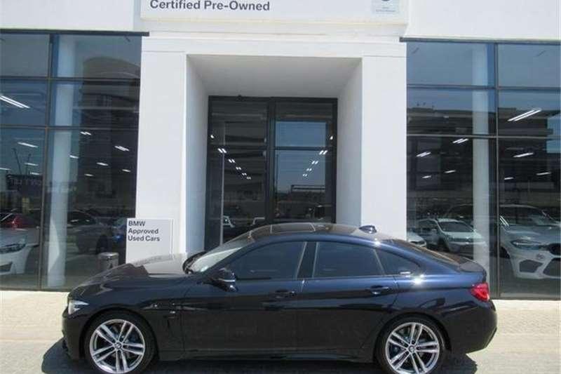 BMW 4 Series 420d Gran Coupe M Sport Sports Auto 2019