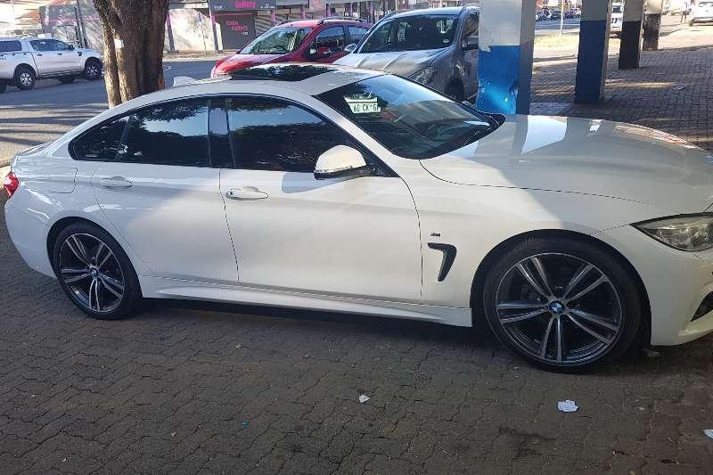 BMW 4 Series 420d Gran Coupe Sport Line sports auto 2015