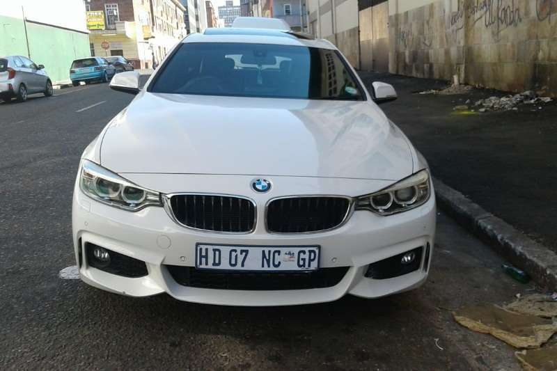 BMW 4 Series 420i convertible 2014