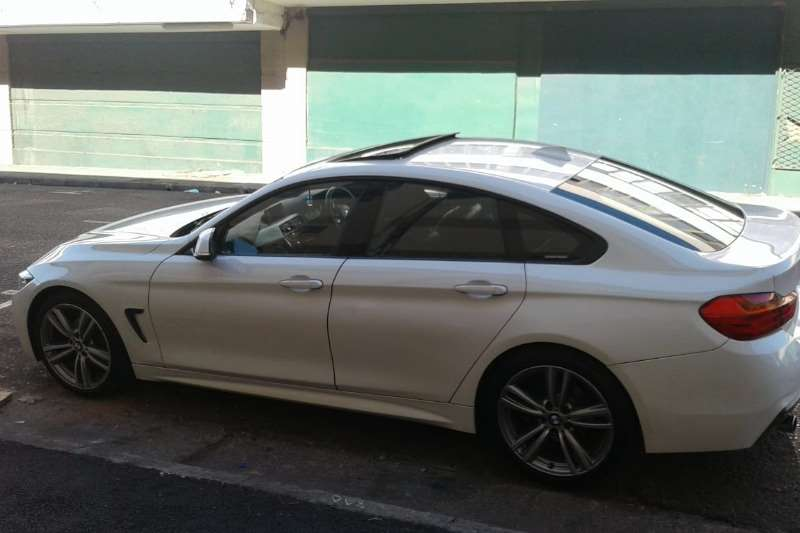 Used 2014 BMW 4 Series 420i convertible