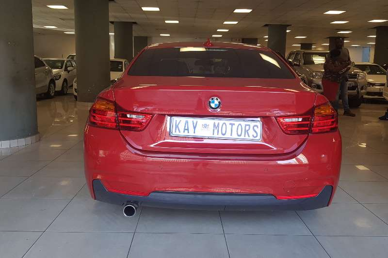 BMW 4 Series 420i convertible auto 2013