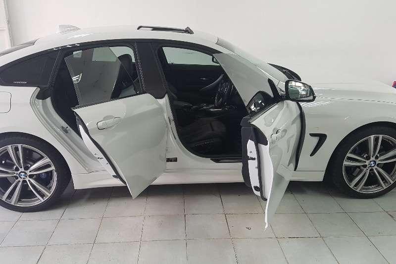 BMW 4 Series 420i convertible auto 2015