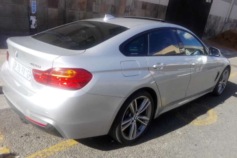 BMW 4 Series 420i convertible M Sport 2015