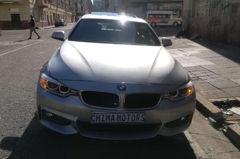 BMW 4 Series 420i convertible M Sport auto 2014