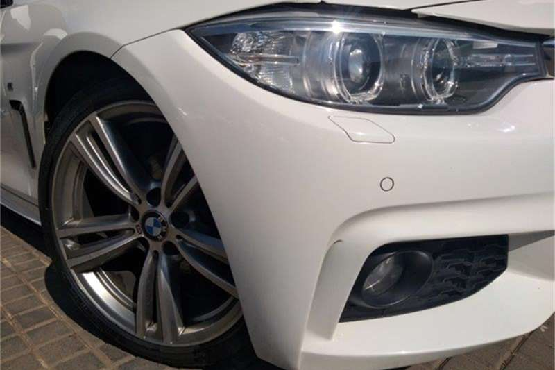 BMW 4 Series 420i convertible M Sport auto 2015