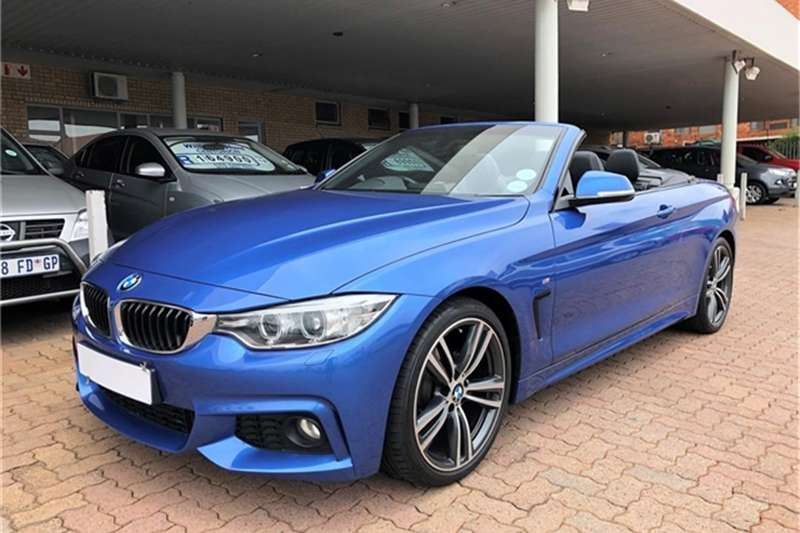 Bmw 4 Series 420i Convertible M Sport Auto For Sale In Gauteng Auto Mart