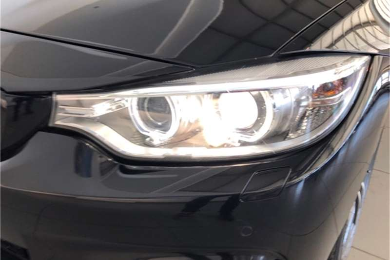 Used 2017 BMW 4 Series 420i convertible M Sport auto