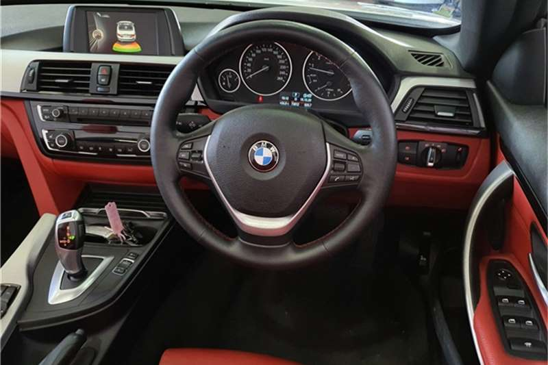 BMW 4 Series 420i convertible Sport auto 2016