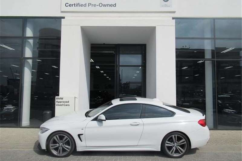 BMW 4 Series 420i Coupe 2015
