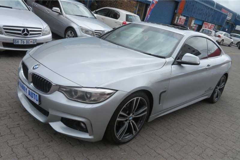 BMW 4 Series 420i coupe 2017