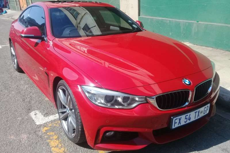 BMW 4 Series 420i coupe auto 2013