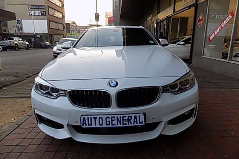BMW 4 Series 420i coupe auto 2014