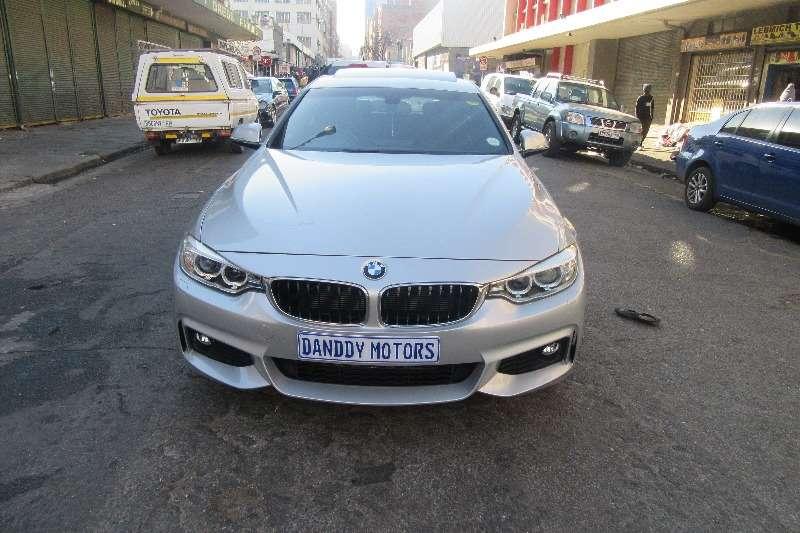BMW 4 Series 420i coupe auto 2015