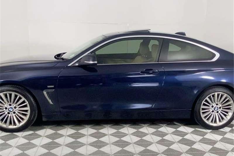 Used 2014 BMW 4 Series 420i coupe Luxury auto