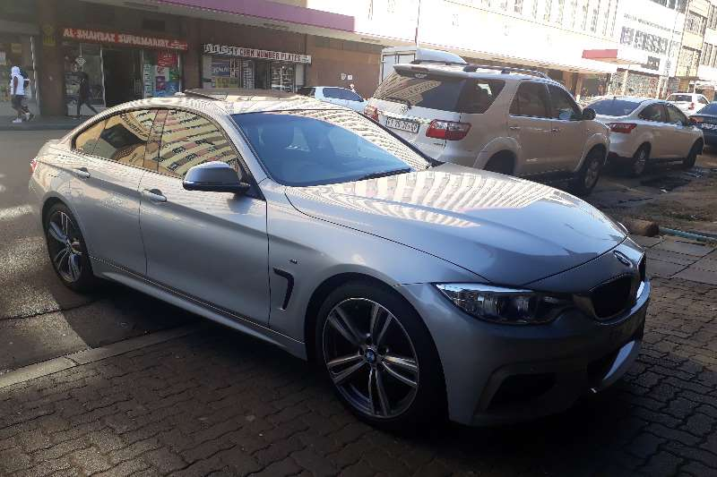 BMW 4 Series 420i coupe Luxury Line auto 2015