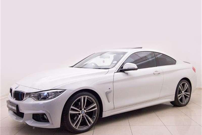 BMW 4 Series 420i coupe M Sport auto 2016