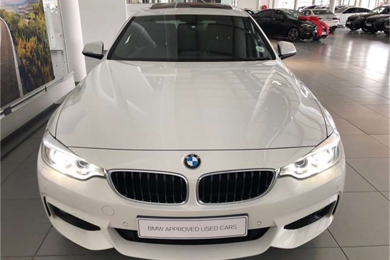 Used 2016 BMW 4 Series 420i coupe M Sport auto