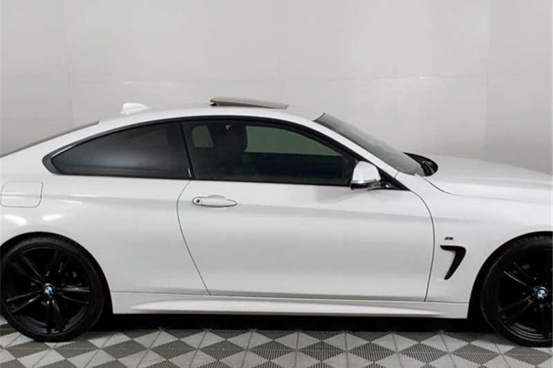 2016 BMW 4 Series 420i coupe M Sport auto