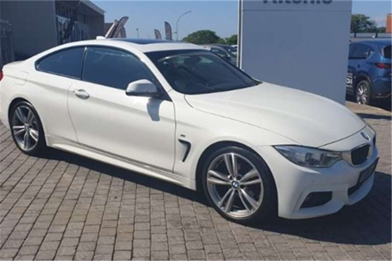 BMW 4 Series 420i coupe M Sport auto 2017
