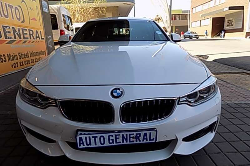 BMW 4 Series 420i coupe Sport 2015