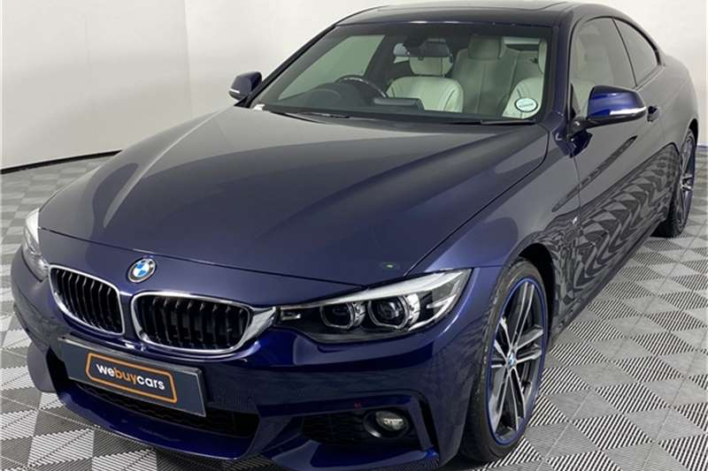 2019 BMW 4 Series 420i coupe Sport