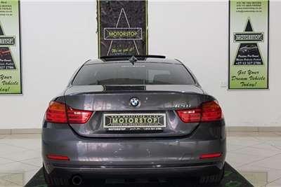 2014 BMW 4 Series 420i coupe Sport Line auto