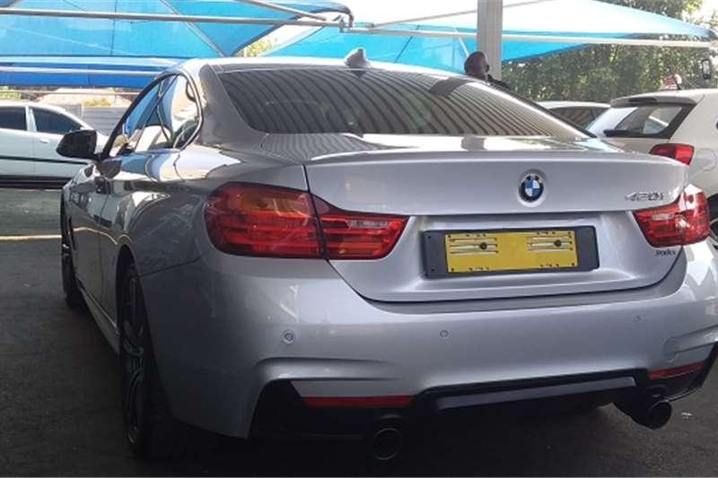 2017 BMW 4 Series 420i Gran Coupe Luxury Line auto