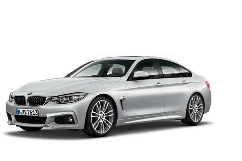 BMW 4 Series 420i Gran Coupe M Sport auto 2015