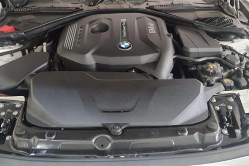 2017 BMW 4 Series 420i Gran Coupe M Sport auto