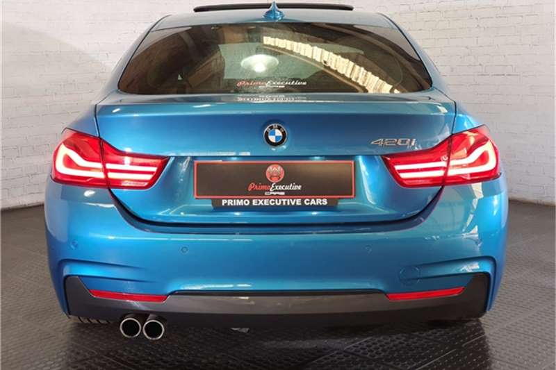 2018 BMW 4 Series 420i Gran Coupe M Sport auto