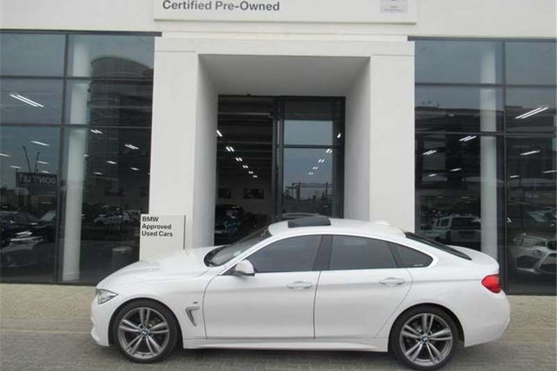 BMW 4 Series 420i Gran Coupe M Sport Sports-Auto 2016
