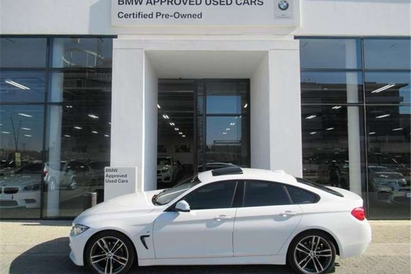 BMW 4 Series 420i Gran Coupe M Sport Sports Auto 2019