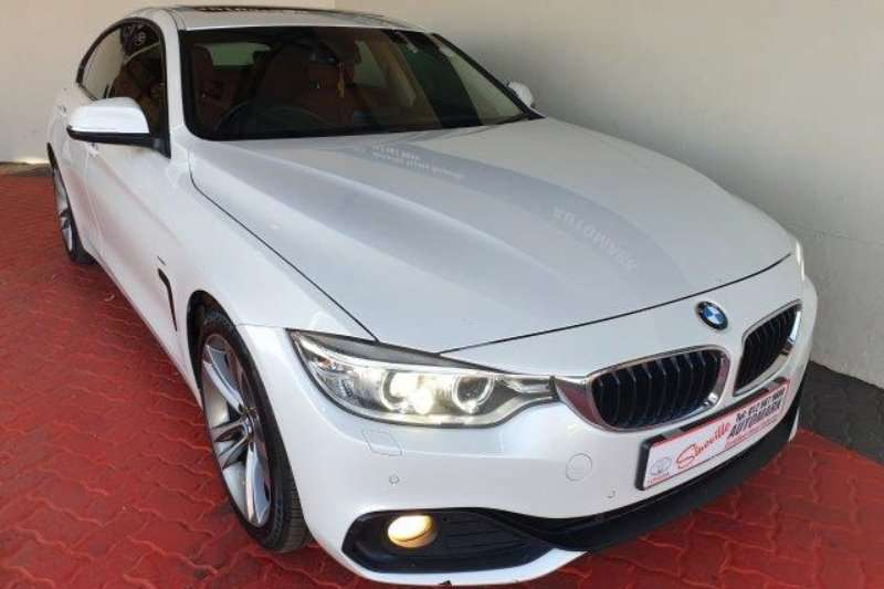 BMW 4 Series 420i Gran Coupe Sport Line 2015