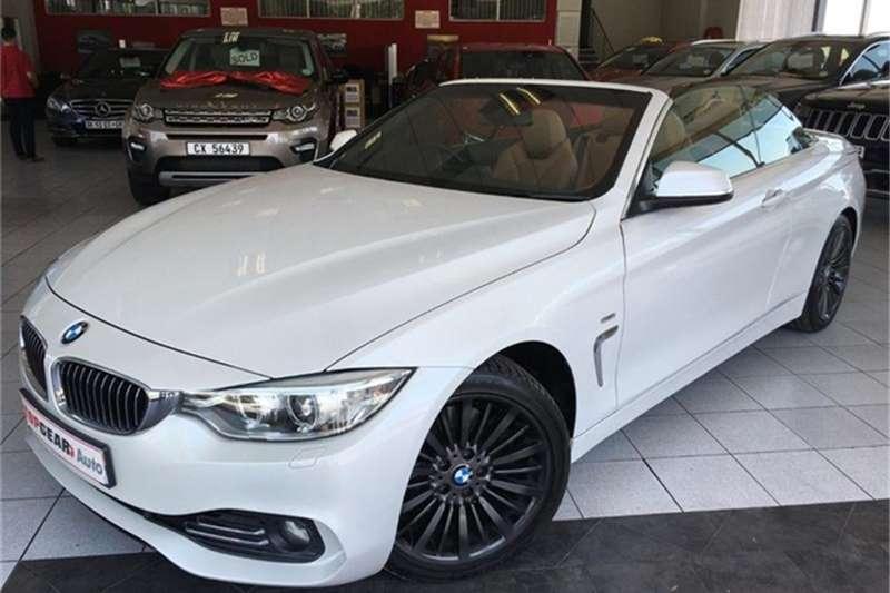 BMW 4 Series 428i Convertible Luxury Auto 2014