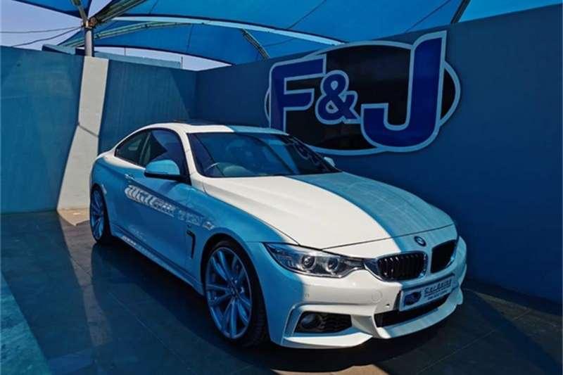 BMW 4 Series 428i coupe auto 2014