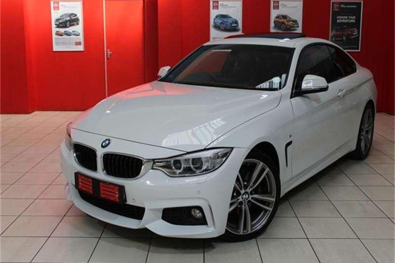 BMW 4 Series 428i coupe auto 2015