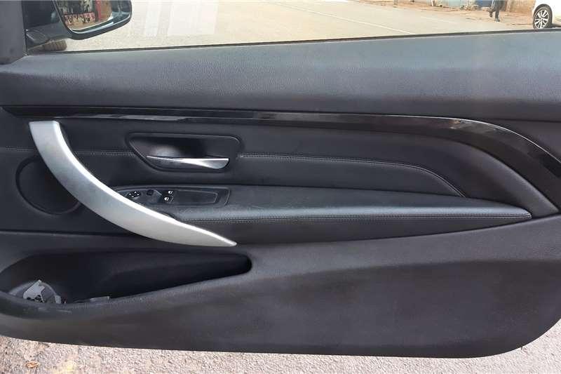 2015 BMW 4 Series 428i coupe auto