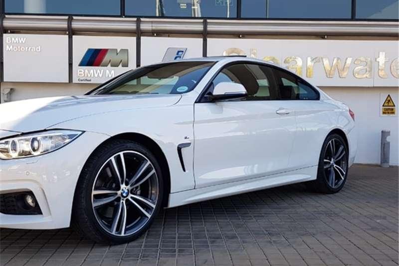 BMW 4 Series 428i coupe auto 2016