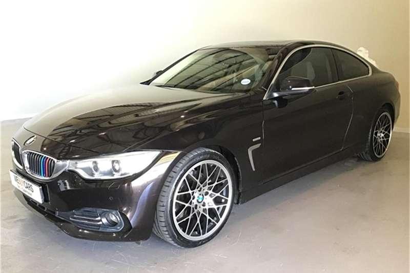 BMW 4 Series 428i coupe Luxury auto 2013