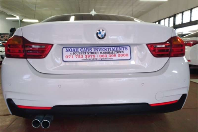 Used 2015 BMW 4 Series 428i coupe M Sport auto