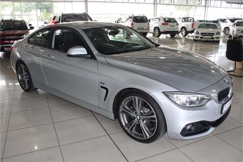 BMW 4 Series 428i Coupe Modern Auto 2014