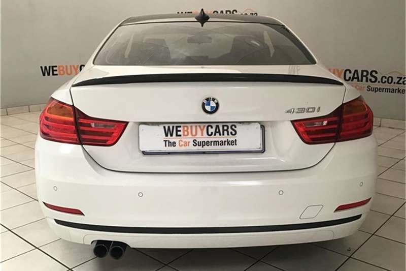 BMW 4 Series 428i coupe Sport auto 2013