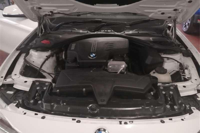 Used 2015 BMW 4 Series 428i Gran Coupe auto