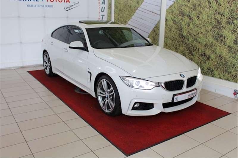 BMW 4 Series 428i Gran Coupe M Sport auto 2014