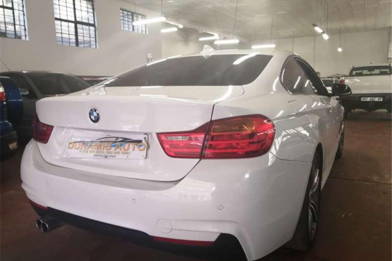 Used 2015 BMW 4 Series 428i Gran Coupe Modern sports auto