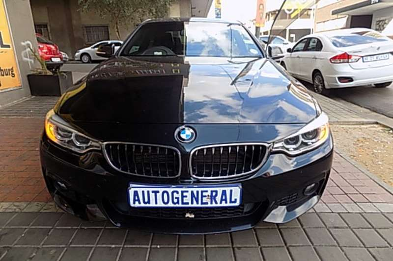 BMW 4 Series 428i Gran Coupe Sport sports auto 2014