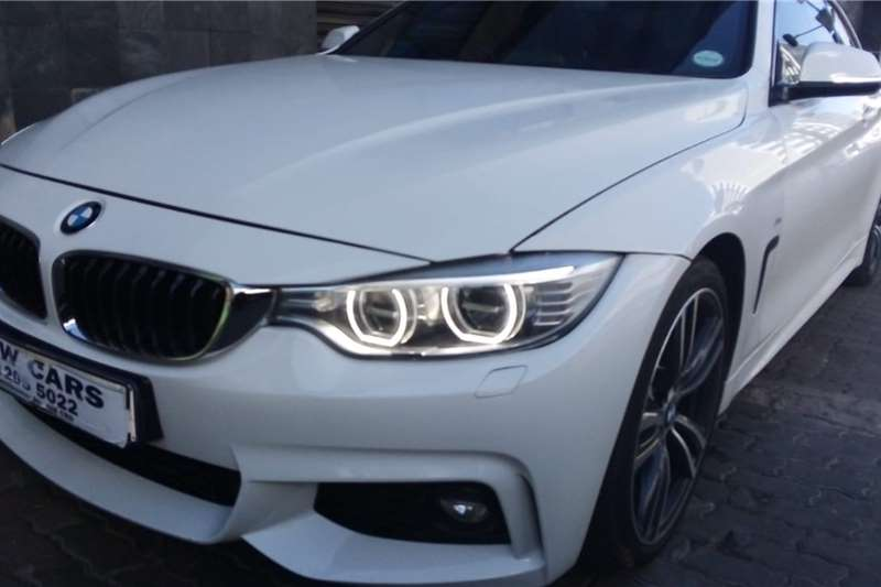 Used 2016 BMW 4 Series 430i coupe auto